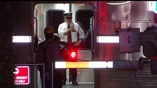 Train Strikes Man in Little Italy