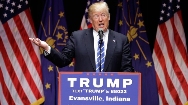 'If We Win In Indiana, It's Over': Trump
