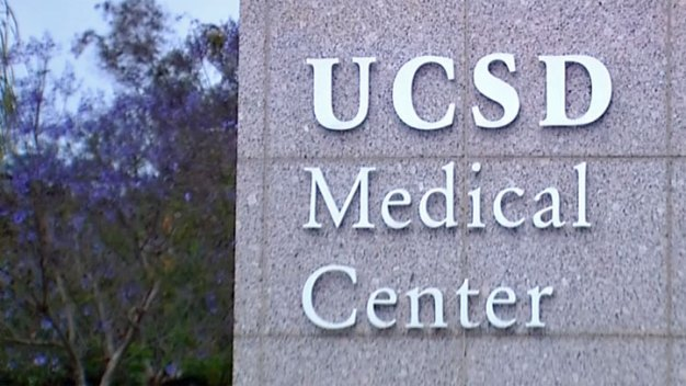 Injured SDPD Officer Taken to UCSD Medical Center