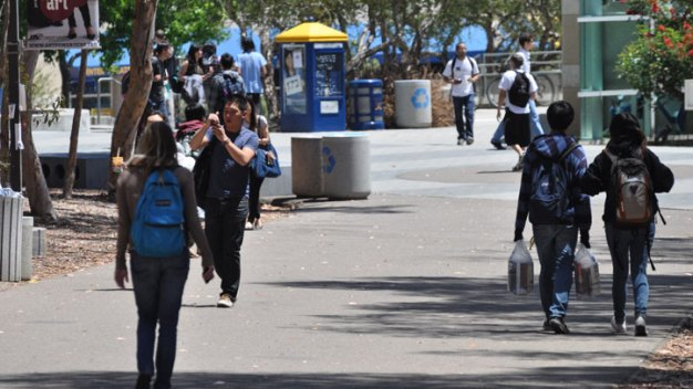 UC San Diego Students Vote to Take All Sports to Division I