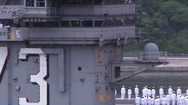 Salute to Service: USS George Washington