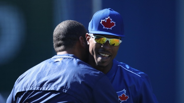 Upton Switches Dugouts; Blue Jays Escape Padres 7-6 In Extra