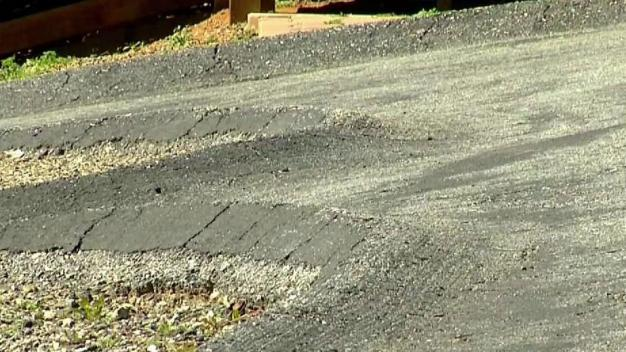 Valley Center Man Scammed by Driveway Repairman
