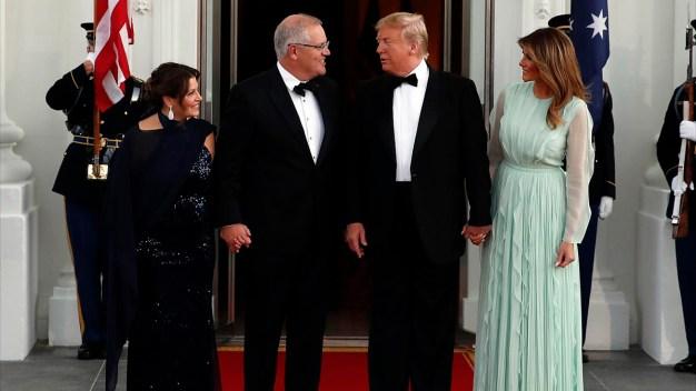 American, Australian Luminaries Gather at White House Dinner