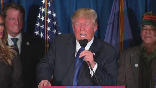 Trump Wins New Hampshire Primary