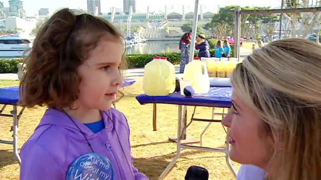 'I Hope They Get Their Wishes': Walk For Wishes