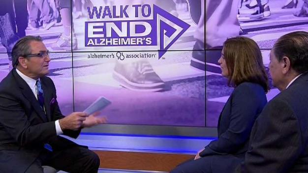 Walk to End Alzheimer's 2018