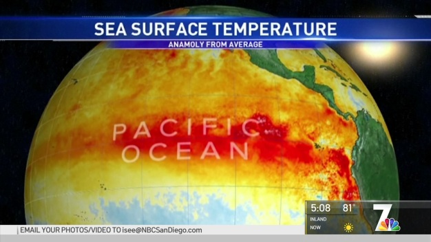 San Diego Sets September Ocean Warmth Record
