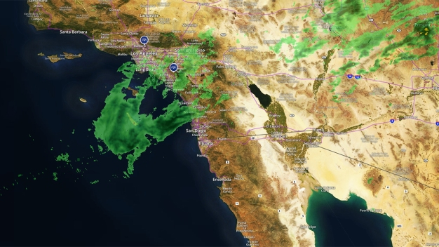 Light Rain in the Forecast for the North County