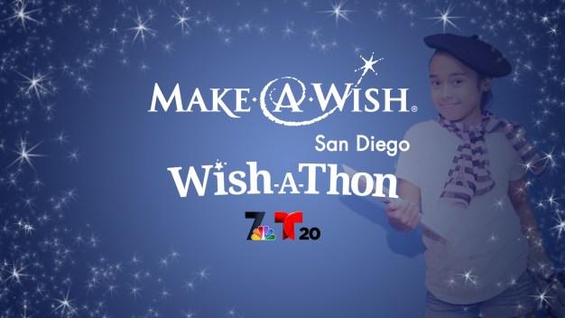 """Help Dreams Come True in Make-a-Wish """"Wish-a-Thon"""""""