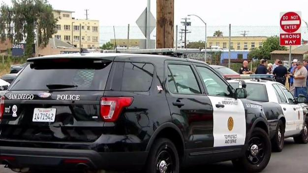 Witnesses Report Child in Trunk in Logan Heights