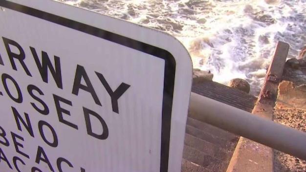 Woman Found Dead Below Sunset Cliffs