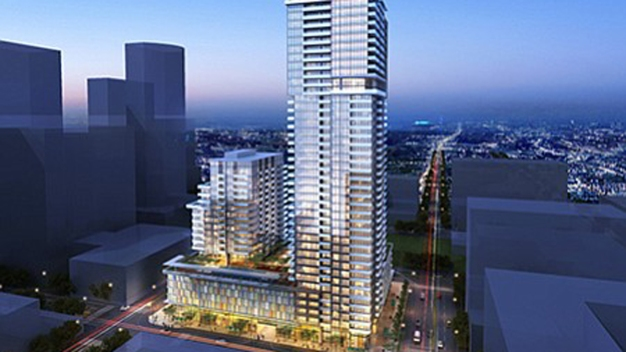 Architects Named for $250 Million Downtown Project