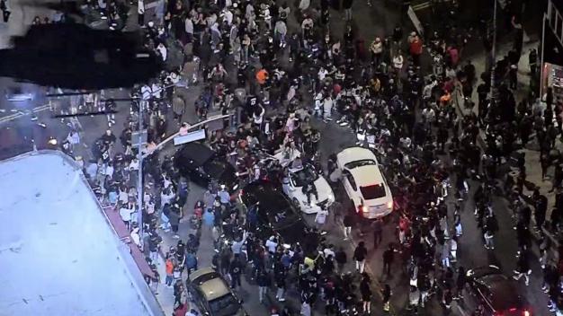 Hundreds Gather in Fairfax Memorial for Rapper XXXTentacion