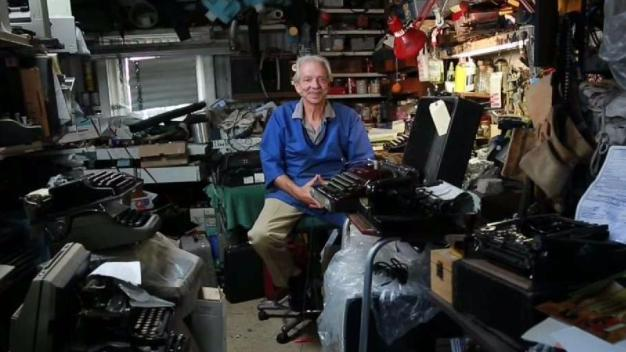 Typewriter Repairman is Key to Future of Machines