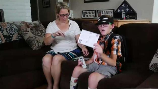 Your Corner: Family Gets Special Delivery From Strangers
