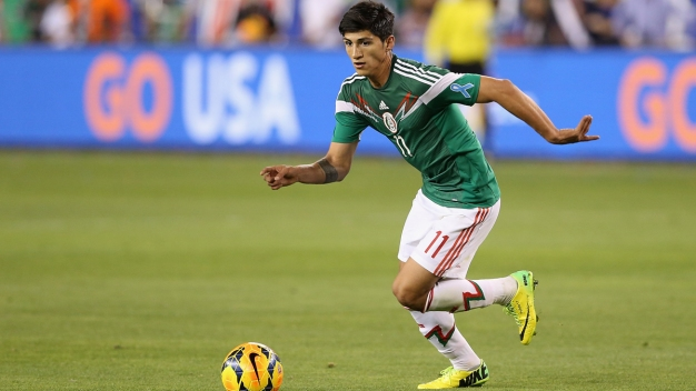 Mexican Soccer Star Alan Pulido Kidnapped in Border States