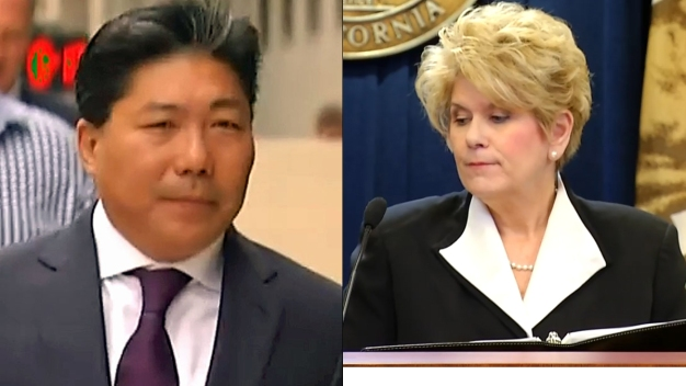 District Attorney Testifies in Campaign Finance Scandal