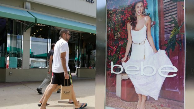 Bebe to Close All Stores in San Diego County