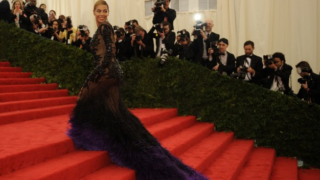 Revealed: The Story Behind Beyonce's 2012 Met Gala Gown