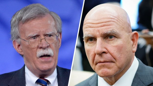 Bolton to Replace McMaster as National Security Adviser
