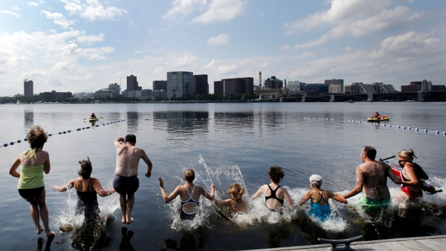 Cities Are Cleaning Up Polluted Rivers for Swimming