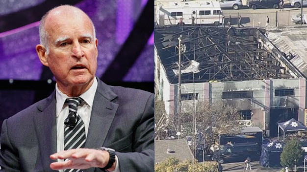 California Officials React to Deadly Oakland Warehouse Fire