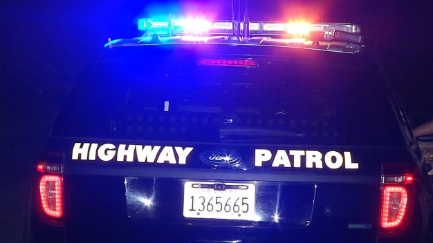 Shots Fired at Vehicle on State Route 94 in Mt. Hope: CHP