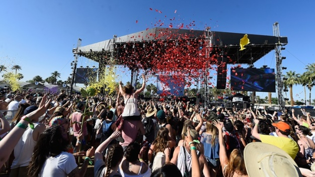 Coachella Music Festival Begins Friday