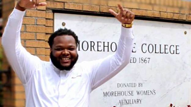 'God Is Real': Billionaire's Gift Wipes Compton Grad's $150K Student Debt