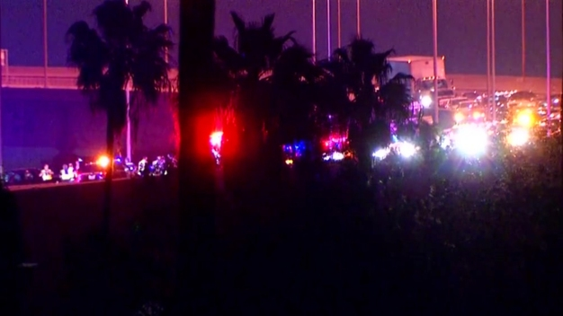 Head-On Crash Injures 2 Drivers on San Diego-Coronado Bridge