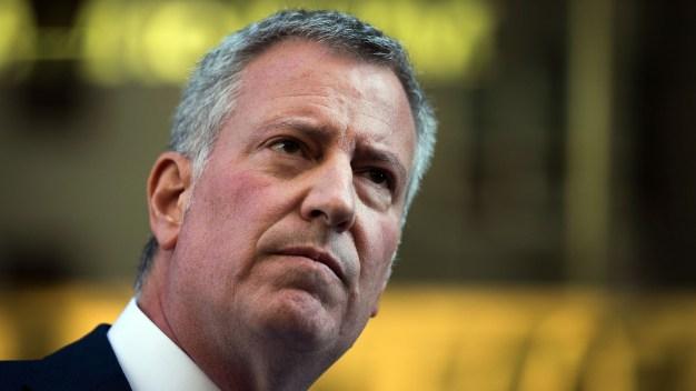 NYC Mayor Wants Police to Stop Arresting Pot Smokers