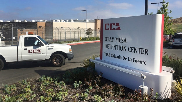 Permits Sought to Expand Otay Mesa Detention Center