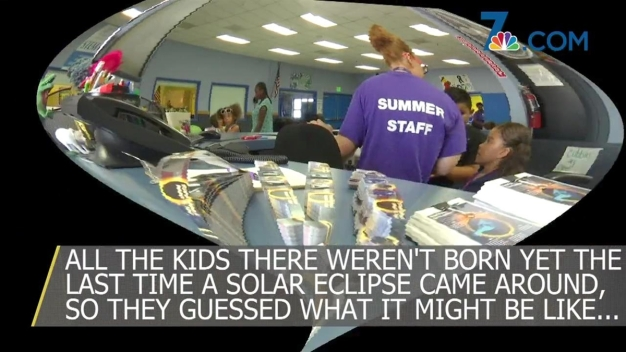 Kids Predict What Eclipse Will Look Like