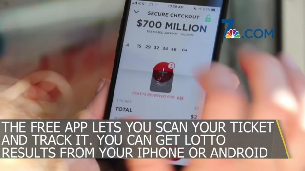 New App Lets You Play Powerball Lottery From Your Phone