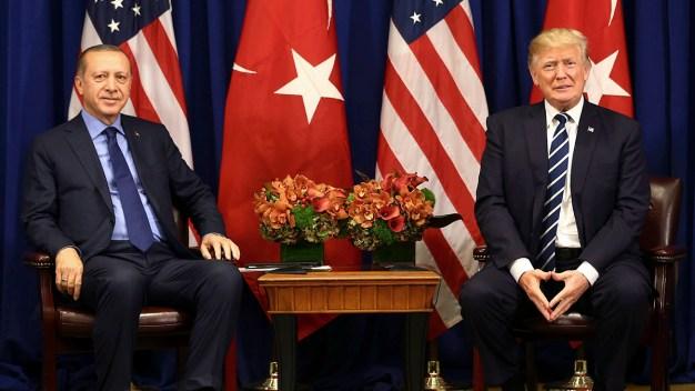 US To Stop Arming Syrian Kurds, Trump Tells Erdogan