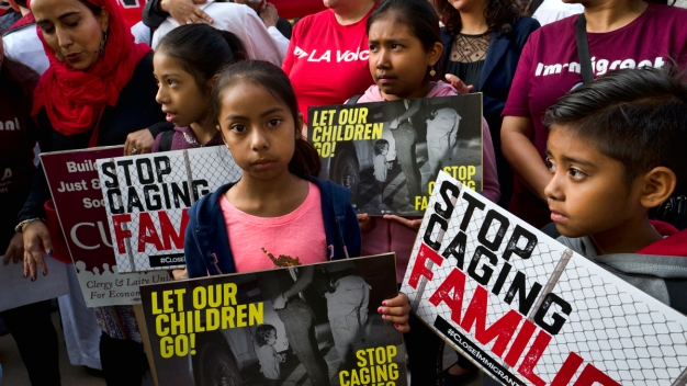 Suit Seeks Payout for Immigrant Families Separated at Border
