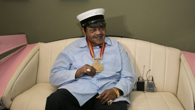 Rock 'n' Roll Icon Fats Domino Has Died