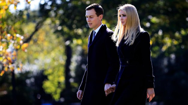 Ivanka, Kushner Could Profit From Tax Break They Pushed: AP