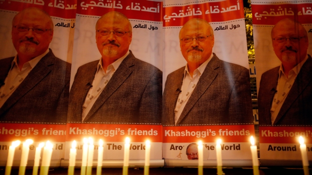 Trump Says No Penalty for Saudi Prince for Khashoggi Murder