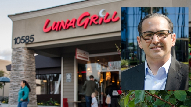 Allameh Named COO at Luna Grill