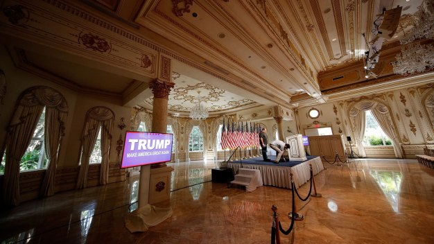 With Women as Key Planners, Events at Trump Venues Are Down