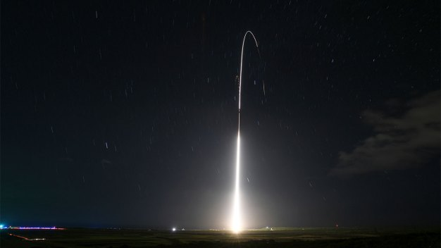 New US Strategy Foresees Sensors in Space to Track Missiles