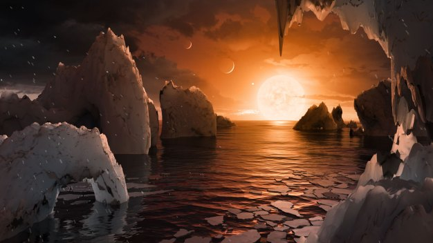 UCSD Astrophysicist Professor Helped Discover New Planets