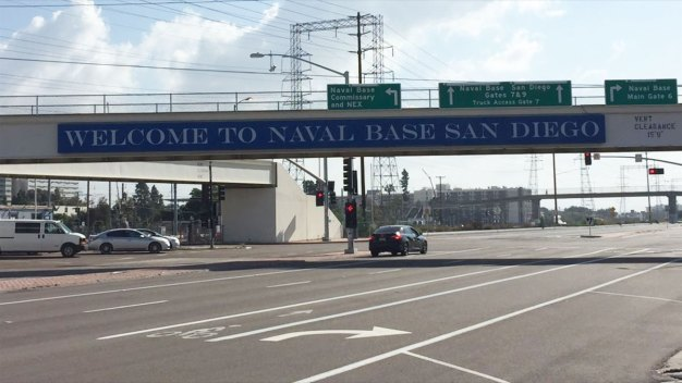 2 New Threats Left at Naval Base San Diego