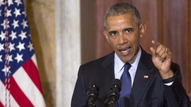 Obama: Demonizing Muslims Helps ISIS