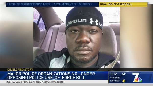 Police Organizations Reverse Stance on CA Use of Force Bill