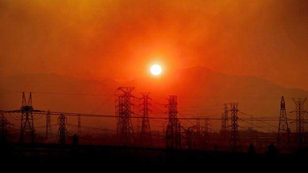 Saddleridge Fire Began Under Power Lines, Cause Not Known