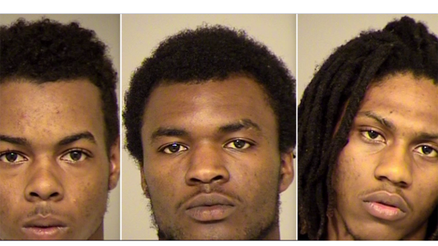 3 Men Arrested for Prostituting Teen in San Diego County