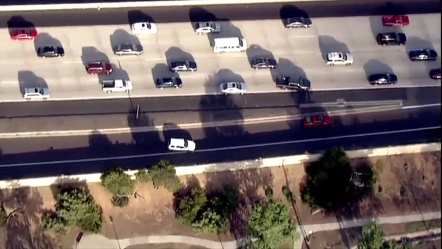 New Details Emerge in Freeway Chase Suspect